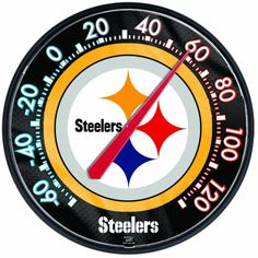 NFL Pittsburgh Steelers Thermometer ** Continue to the product at the image link.