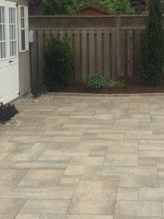 Prestige Landscaping Recently Installed This Poolside Oaks