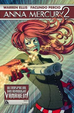 Anna Mercury 2 #3 (Issue)