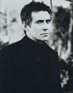 Gabriel Byrne, 1999 One of my English professors resembled him here... gorgeous