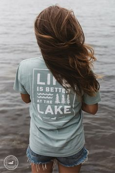 Whether it's hanging out at the end of the dock, taking a sunset joyride, or skipping rocks at the point, life is simply better at the lake.