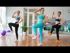 Αυτός ο δολοφόνος - αερόβια άσκηση κάψιμο περίπου 500 θερμίδων | Eva Fitness - YouTube Aerobics Workout, Hip Workout, Aerobic Exercises, Fitness Workout For Women, Aerobic Fitness, Fitness Tips, Cardio, Hiit, Burn 500 Calories