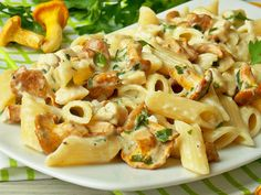 Pasta Salad, Macaroni And Cheese, Good Food, Food And Drink, Cooking, Healthy, Ethnic Recipes, Strawberries, Foods