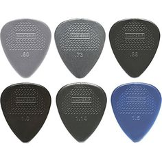 Dunlop 449P100 1.0mm Max-Grip Nylon Standard Guitar Picks, 12-Pack Jim Dunlop http://www.amazon.com/dp/B003B0853U/ref=cm_sw_r_pi_dp_iNSoub03Y7GQD