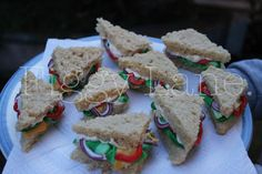 Anyone for a sandwich?