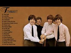 The Beatles Greatest Hits (Live) - Best Songs Of The Beatles - YouTube
