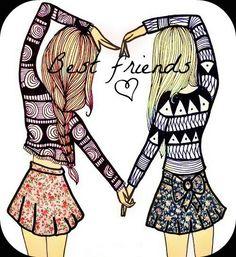 Best friend everybody Ingilizce seviye (temsili)