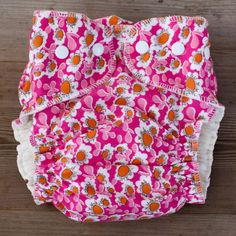 Soft bamboo velour pocket cloth diapers / by ResponsibleMother, $15.00