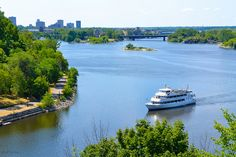 Ottawa Water by MoPhotos Photography, via Flickr