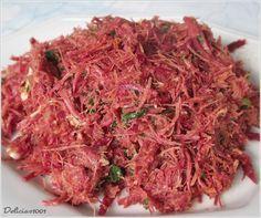 Dessalgar carne seca