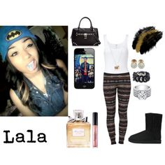 """""""::.Lala::."""" by mindless-jetsettr on Polyvore"""