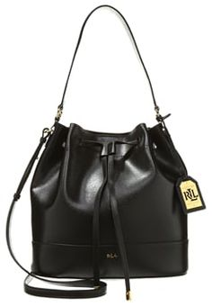 Lauren Ralph Lauren Handbag - black £185.00 #Reviews #shopping #WomensClothing
