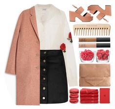 """""""TOPSET.Scandal."""" by mhurtiz ❤ liked on Polyvore featuring Ashish, Acne Studios, Robert Clergerie, Pieces, LSA International, Brooks Brothers, Apple, The Body Shop, NARS Cosmetics and Ladurée"""