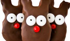 Peeps Chocolate Mousse Flavored Marshmallow Reindeer Pops