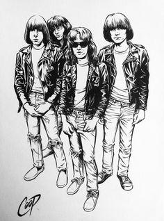Coop Ramones.