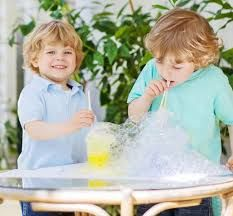 14 crazy backyard experiments you can do with your kids this summer Dry Ice Bubbles, Giant Bubbles, Bubble Snake, Pop Rocket, Bubble Mixture, Washable Paint, Kiddie Pool, Done With You, You Can Do