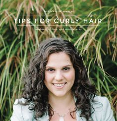 Believe Notes: Jackies Tips for Curly Hair - Love how she's a curly girl, devachan follower