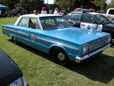 1965 Plymouth Belvedere Police Car ★。☆。JpM ENTERTAINMENT ☆。★。