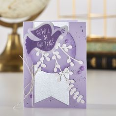 He Will Be Our Peace Faith Journey collection from Fun Stampers Journey   faith based Christian stamps, DIY craft supplies,