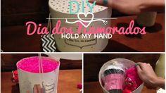 Aprenda a fazer um presente mega fofo para o dia dos namorados <3 DIY