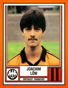 Old School Panini joachim low