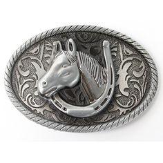 Bai You Mei Long horn bull,Vintage Western Cowboy Rodeo Belt Buckles for Men