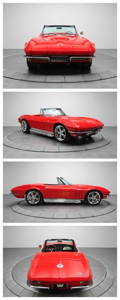 Award Winning Corvette Sting Ray - If you're looking for the perfect opportunity to own a car that has it all, your search is officially over!#MusclecarMonday