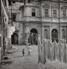 Herbert List (1903-1975).  Rome, c. 1956.