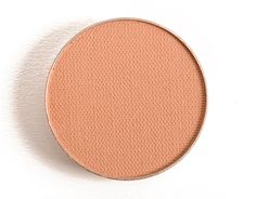 """Makeup Geek Creme Brulee Eyeshadow ($5.99 for 0.064 oz.) is described as a """"medium sand color with a soft matte finish."""" It's a light-medium brown with warm, peach undertones and a matte finish. It had excellent color payoff, and the texture was soft, finely-milled, and smooth–but not at all powdery. Too Faced Chocolate Milk (LE) …"""