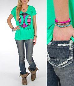 """Perfect Match"" #buckle #fashion www.buckle.com"