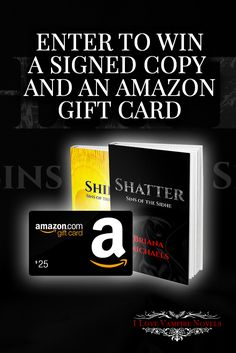 Win a $25 Amazon Gift Card & Signed Copies from Author Briana Michaels  http://www.ilovevampirenovels.com/giveaways/win-25-amazon-gift-card-author-briana-michaels/?lucky=211240
