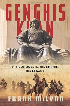 Genghis Khan: His Conquests, His Empire, His Legacy by Frank McLynn http://www.amazon.com/dp/0306823950/ref=cm_sw_r_pi_dp_GbYUvb01BZYEC