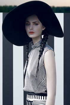 Gonna be all about stripes - vertical AND horizontal - for Spring. You ready? Stripes are the new dots. ;)