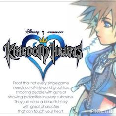 The truth about Kingdom Hearts. This is why it will always be my favorite video game ever
