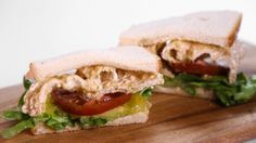 Michael Symon's PLT: Pork, Lettuce, and Tomato