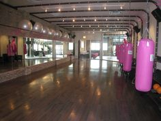 Our Bette Davis Fitness Studio