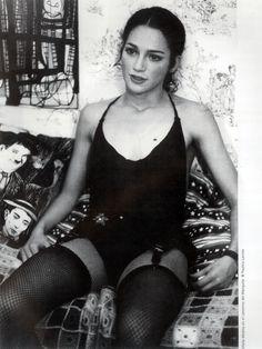 Tan chiquita y linda Ofelia Medina; todo empezó con Patsy mi amor...