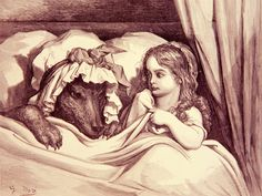From the Little Mermaid to Little Red Riding Hood, the sugarcoated renditions of your favorite fairy tales are based on much darker versions.