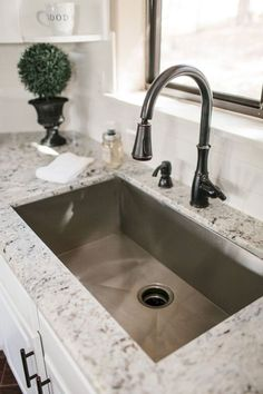 gorgeous kitchen sink