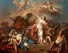 Yunan Mitolojisi: Artemis Efsaneleri: Niobe