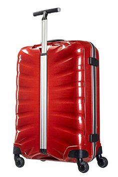 c9806ab32 Introducing the all new Samsonite Firelite hard-side luggage collection!  Samsonite's Curv® line of lightweight but extremely resilient upright  spinner ...