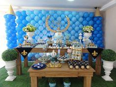 Festa personalizada Principe
