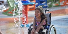 The Best Southern California Parks and Facilities for the Physically Challenged Island Water Park, Splash Park, Disabled People, Parking Design, Special Needs Kids, Disability, First World, Children, Fun