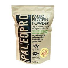 PaleoPro - Paleo Protein Powder -1lb / 454g / 15 Servings...