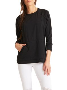 Au Lait The Pocket Sweatshirt