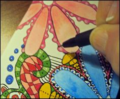 Draw Doodle and Decorate: Random Doodles