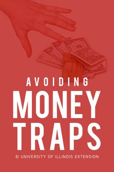 """Avoiding Money Traps"" (Make sure you're aware!) #finance"