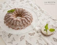 Bundt Cake de moras, limón y menta