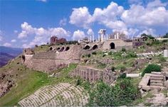 Thyatira, one of the Seven Churches mentioned in Revelation as the 'Corrupt Church'.