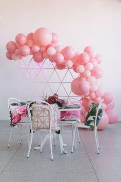 Wedding shower idea* Palm Springs Wedding Inspiration | HOORAY! Mag